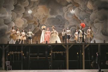 Alcina par Christof Loy au Théâtre des Champs-Élysées