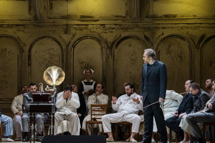 Oper Zürich - Parsifal - 2018