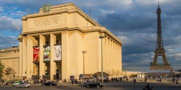 Chaillot : du Palais du Trocadéro au Théâtre national de la danse