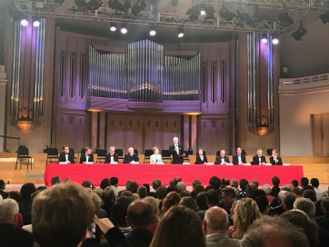 Le jury de finale CMIREB 2018