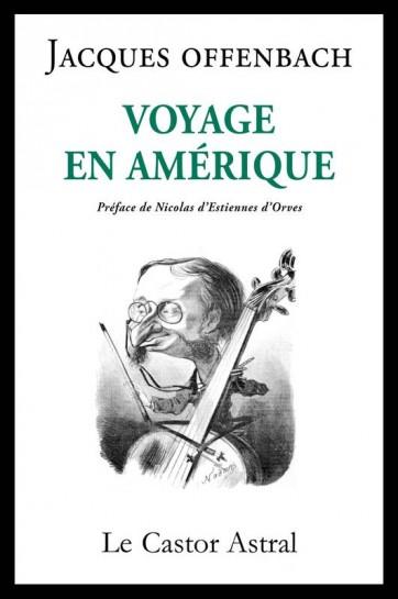 Livre Voyage en Amérique
