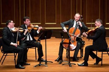 Soirée autour du Dvořák américain avec le Quatuor de Jérusalem