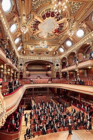 L'Orchestre de la Suisse Romande a cent ans