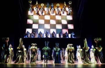 À Liège, un Macbeth en mode échec et mat