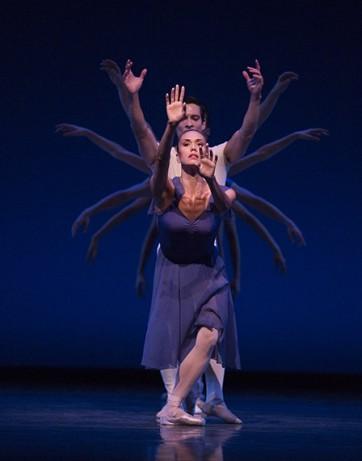Robbins romantique aux Étés de la danse