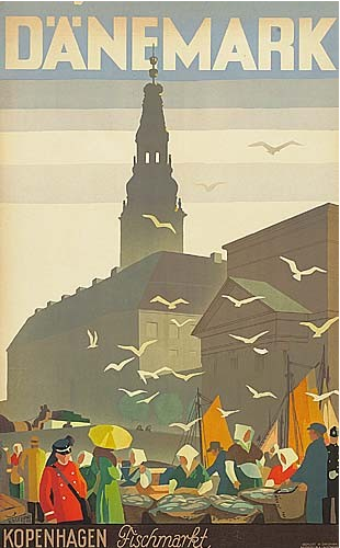 Le festival de Copenhague en 1938