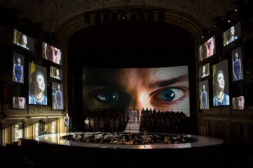 Oper Zürich - L'incoronazione di Poppea - 2018 - © Monika Rittershaus