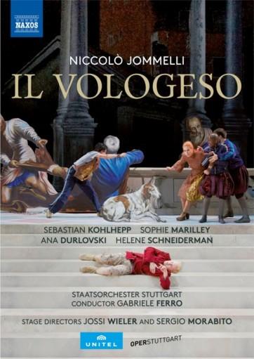 naxos Il Vologeso