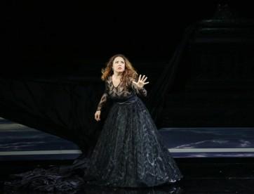 Sonya Yoncheva dans Il Pirata à la Scala
