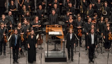 Photo du Festival Berlioz 2018 / Sacré Berlioz 150ᵉ anniversaire-acte1 / Du 18 août au 2 septembre 2018 à La Côte-Saint-André - Isère