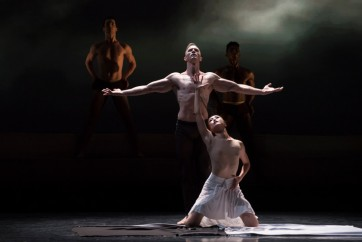 La touche française de la Martha Graham Dance Company à Garnier