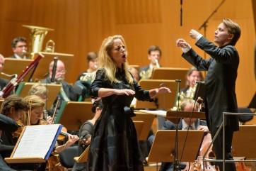 """1. Martinée """"Abschiedstrunken"""" Deutsche Radio Philharmonie"""