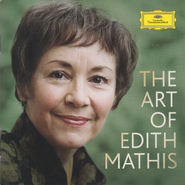 Hommage Edith Mathis