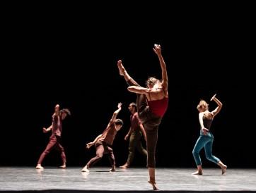 Le ballet de l'Opéra de Paris Gaga d'Ohad Naharin