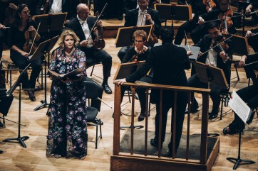 Concert Gustav Mahler, Symphonie n°3, à la Philharmonie de Paris, dirigé par Andris Nelson, le 15 septembre 2018