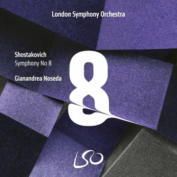 Noseda_chostakovitch8_LSO0822