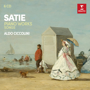 SATIE Piano Works - Ciccolini