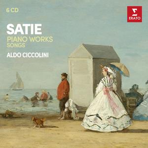 SATIE Piano Works - Ciccolini