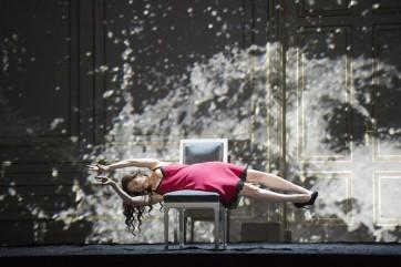 La passion Bérénice de Michael Jarrell sur la scène de Garnier