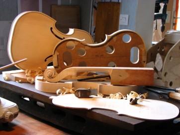 Petite histoire politique du violon : un luthier ne devrait pas dire ça