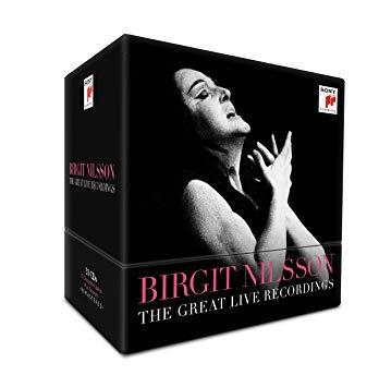 birgit nilsson the great live recordings sony