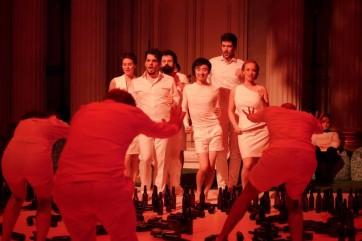 À Berlin, Monteverdi mis en danse par Saar Magal