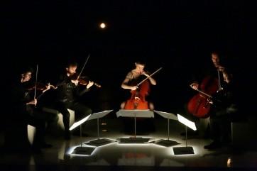 JP Dupraz - Quatuor Bela - Noemi Boutin