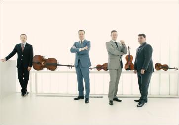 Jerusalem Quartet c.Felix Broede 2