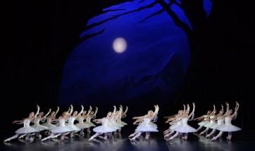 Les ballets blancs du Stuttgarter Ballett