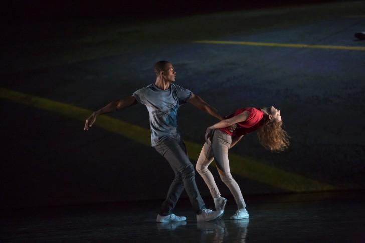 L.A. Dance Project. Credit Photo: Erin Baiano