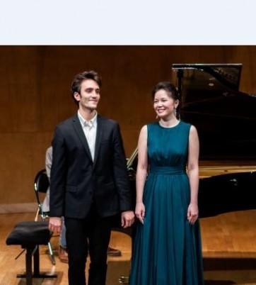 Anara Khassenova et Vincent Mussat vign