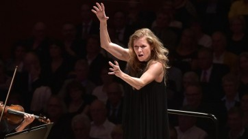 Le rêve hongrois de Barbara Hannigan avec le Philharmonique de Radio France