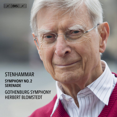 Stenhammar_Symphony No. 2_Serenade_BIS