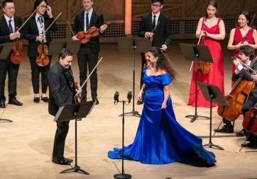 Les émouvantes retrouvailles de Cecilia Bartoli et Maxim Vengorov