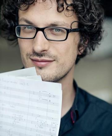 Fabien Touchard, jeune compositeur d'un temps qui englobe tous les temps