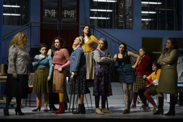 Nancy : Création mondiale de 7 Minuti, opéra social de Giorgio Battistelli