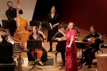 Musique ancienne et nouveau monde avec Patricia Petibon et l'ensemble La Cetra