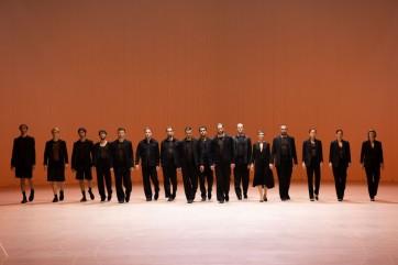 Six concertos brandebourgeois par Rosas à Garnier