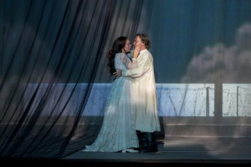Le singulier Otello de Roberto Alagna à l'Opéra Bastille
