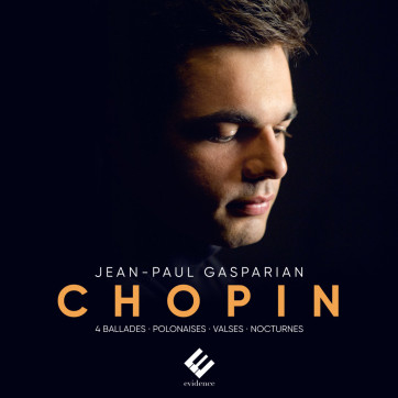 Chopin Gasparian cover