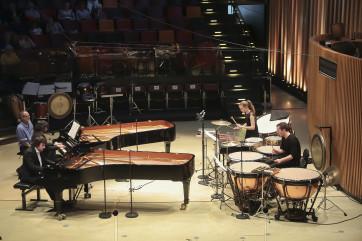 FESTIVAL DE PAQUES DE DEAUVILLE Trio XenakisAF3B6550©Claude Doaré CONCERT 220419