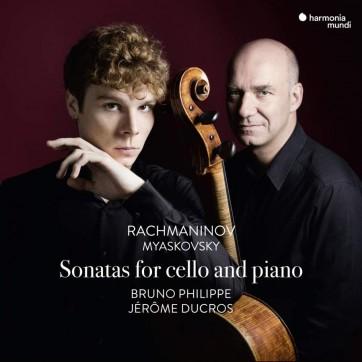 Miaskovski Rachmaninov harmonia mundi