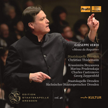 Verdi requiem Thielemann cover