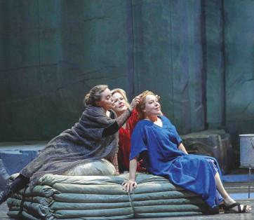 Centenaire de La Femme sans ombre avec Thielemann à Vienne