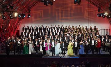 Concert des 150 ans du Wiener Staatsoper