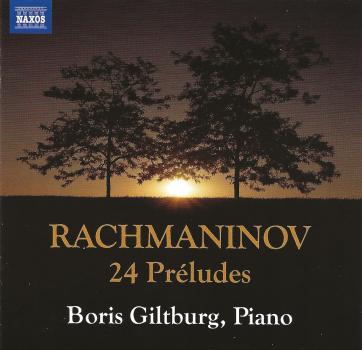 Rachmaninov Giltburg Naxos