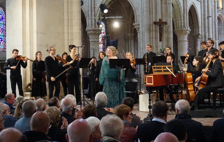 Concert de la Loge - Karina Gauvin