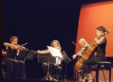 Quatuor Ravel Voce