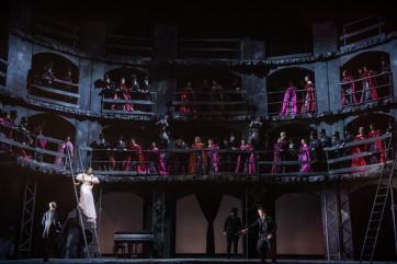 Des Puritains de feu à l'Opéra Royal de Wallonie