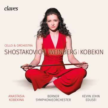 Chostakovitch Kobekina Claves